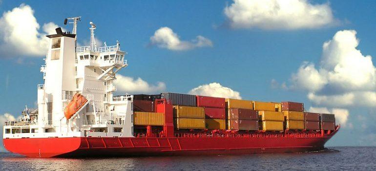 International shipping companies Seattle
