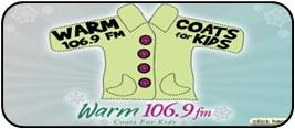 Warm Coats For Kids logo