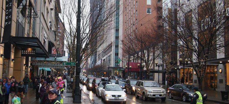 Seattle streets