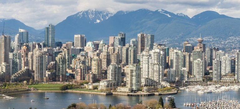 Vancouver, BC - moving to Vancouver from Seattle
