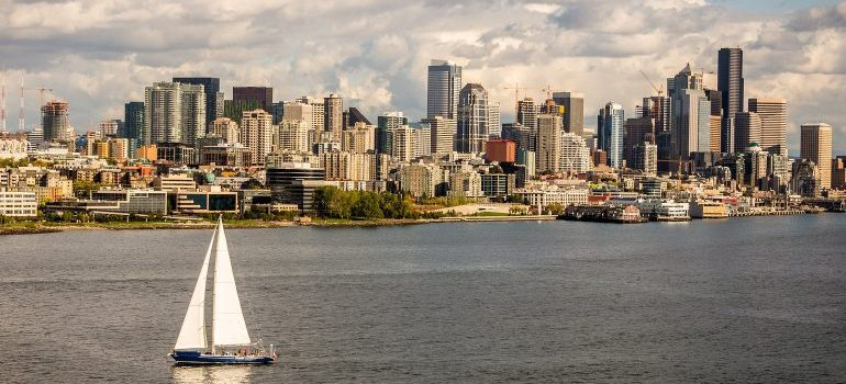 moving from Sacramento to Seattle - the waterfront